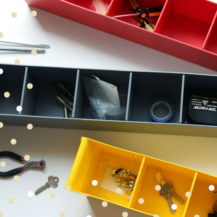 Made from a solvent and oil resistant Polypropylene plastic material our Spare Parts Trays are ideal for racking and shelving, repair centres, garages, electronic shops, home workshops, van fit outs and warehousing.
