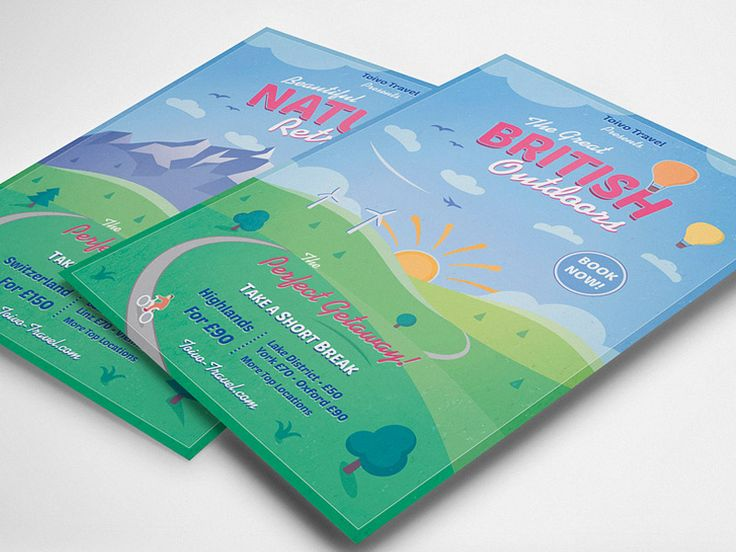 Great Outdoors Flyer Template - buy it here: https://graphicriver.net/item/great-outdoors-flyer/20052299