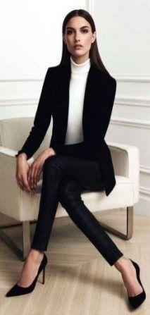 New fashion outfits for work office chic business attire 19+ Ideas #attire #Bus…