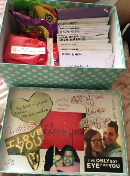 41 ideas diy gifts for boyfriend letters envelopes