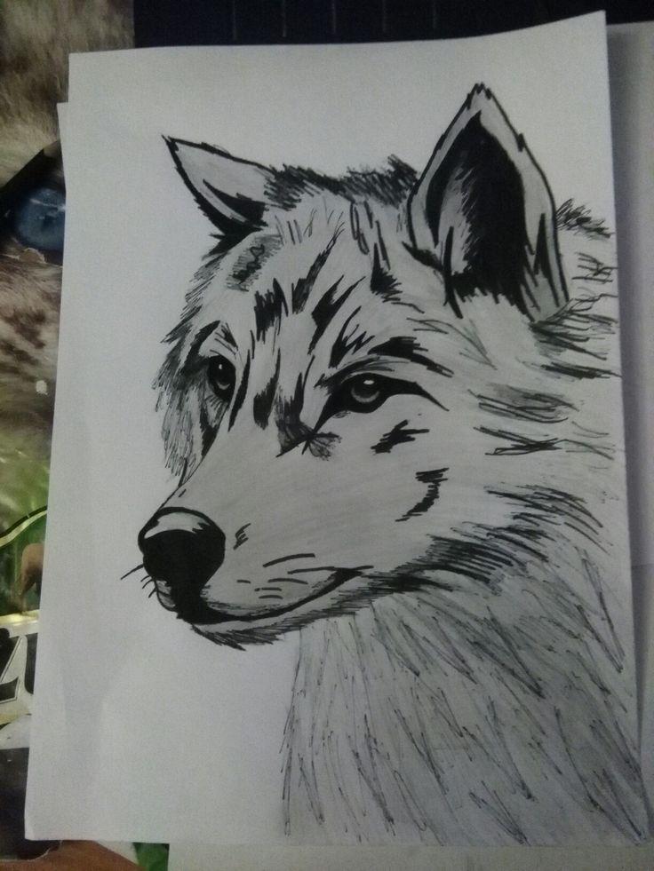 #wolf#artist