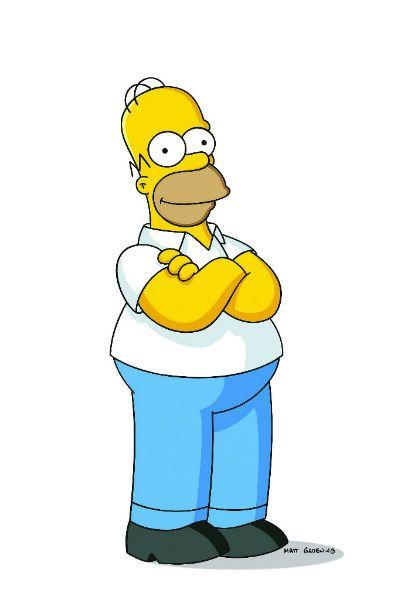 Homer Simpson Los Simpson