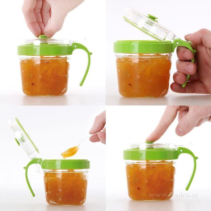 TARGET vzduchotesná sklenená dóza na , potraviny | DEDRA SLOVAKIA - darčeky do bytu a do domácnosti