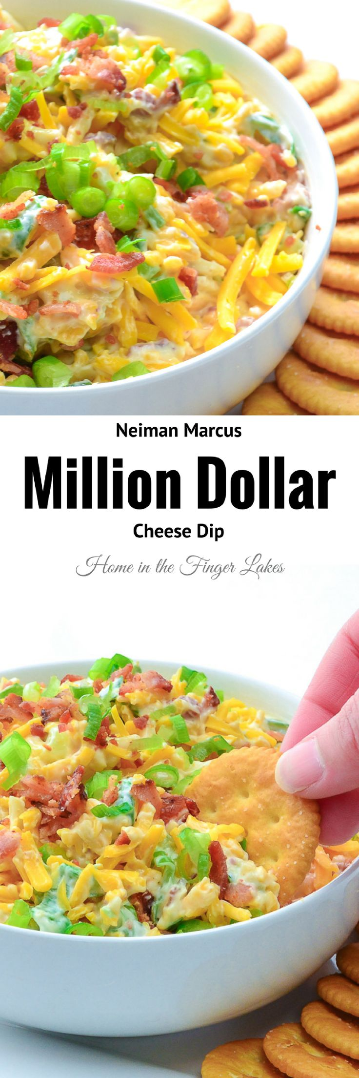 Neiman Marcus Cheese dip is our favorite party appetizer. It is quick and easy to make, and guaranteed to be a hit. Great for game day too!