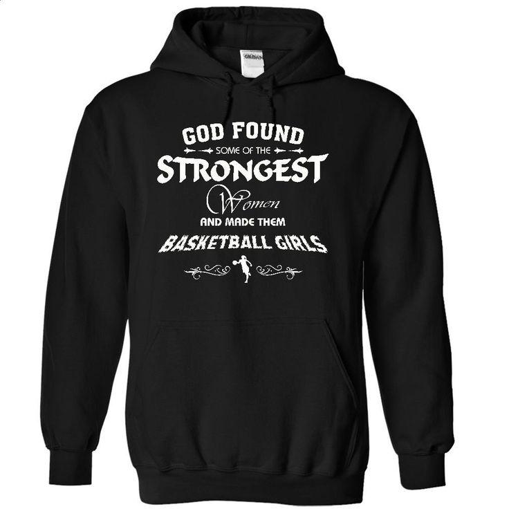 God made basketball girl T Shirts, Hoodies, Sweatshirts - #dress shirts for men #linen shirt. GET YOURS => https://www.sunfrog.com/LifeStyle/God-made-basketball-girl-1482-Black-20967443-Hoodie.html?60505