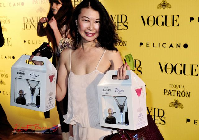 David Jones CBD store's seventh floor 'The Social Party', no doubt was the 'central hub of VFNO' Sydney. Models; fashion designers; fashion editors; bloggers and fashi…
