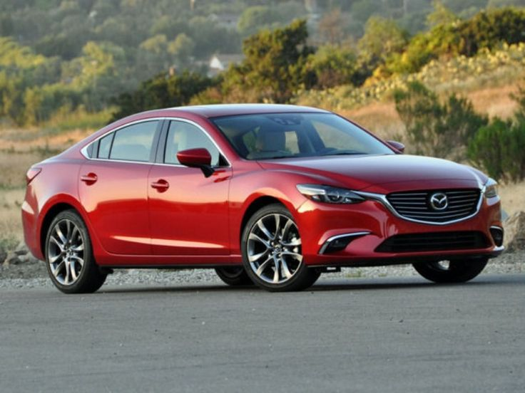 2016 Mazda 6 Grand Touring Review in 2020 (With images
