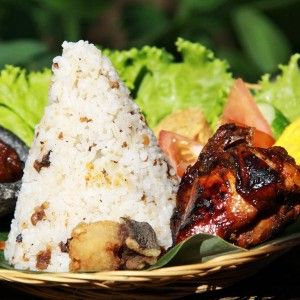 Nasi Liwet, Solo, Central Java - Indonesian Rice Dish
