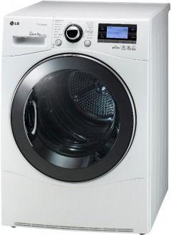 LG TrueSteam™ RC9042AQ3Z Condenser Dryer
