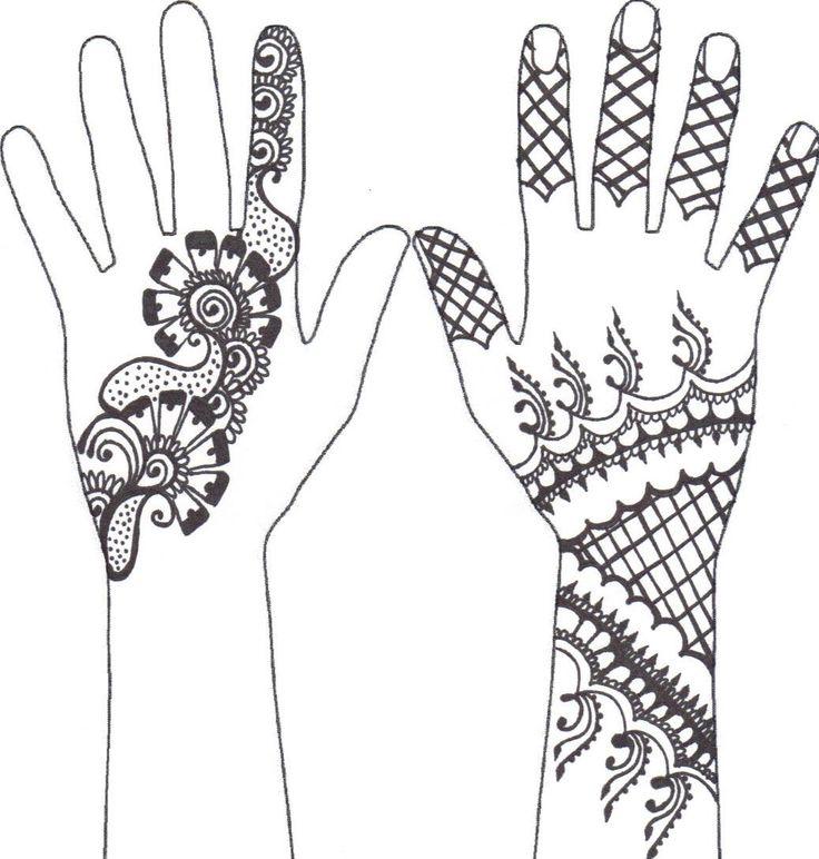 Mehndi Patterns Printable : Best mehndi images on pinterest henna drawings
