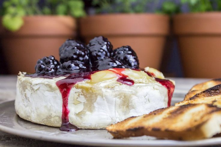 I recently grabbed a wheel of brie on my last big grocery haul, having zero clue what I would really end up doing with it. I thought it would be nice to use at some point. It sat in my fridge for...