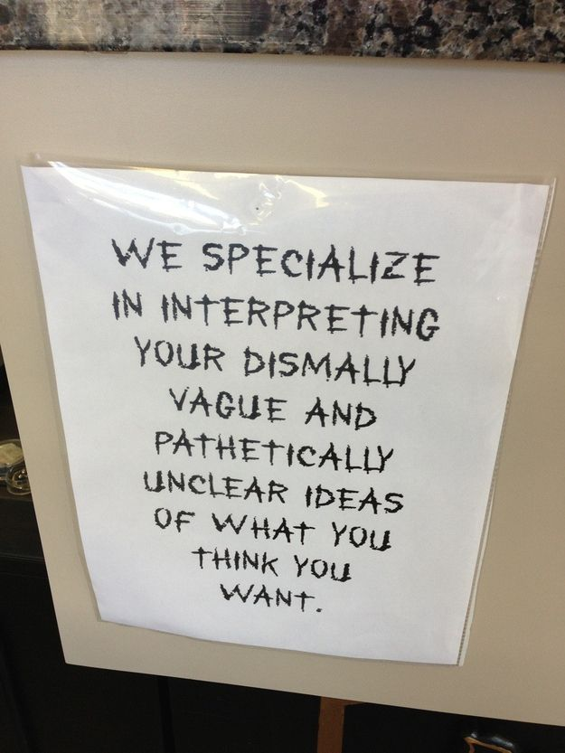 Passive aggressive tattoo shop.   88 Funniest Signs From This Summer