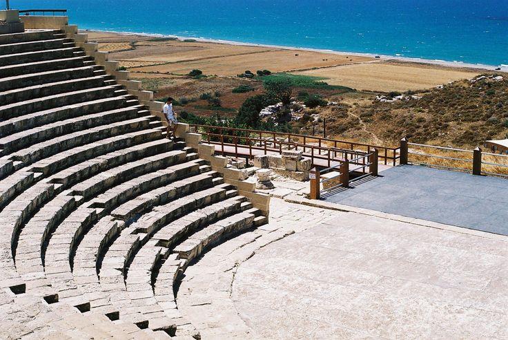 Theater von Kourion #zypern #urlaub #reisen