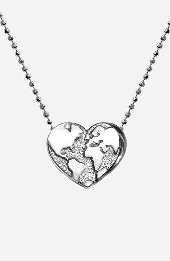Alex Woo 'Little Activists' Pendant Necklace available at #Nordstrom