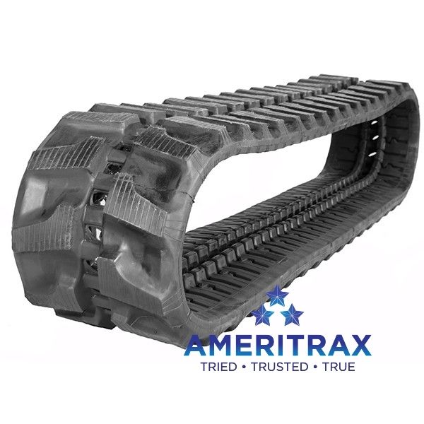 Bobcat 331 rubber tracks. Ameritrax can ship your new rubber tracks to your location. Call us direct at 888-612-8838