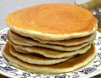 Low Carb Protein Pancakes