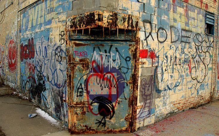 The pure democracy of graffiti | ali vassal