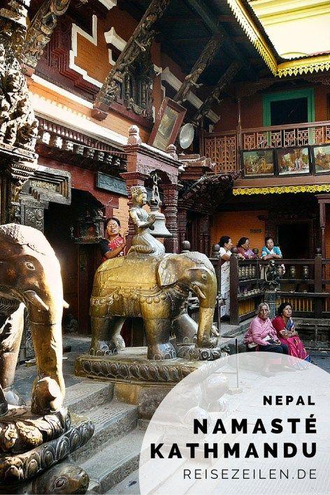 Schon der Name klingt wie eine Zauberformel: #KATHMANDU. Die alte, sagenumwobene Königsstadt in #Nepal steckt voller Geheimnisse und Verheissungen.