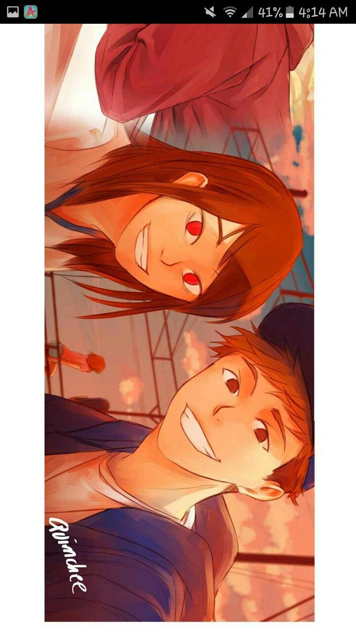 I love Yoo (Webtoon)