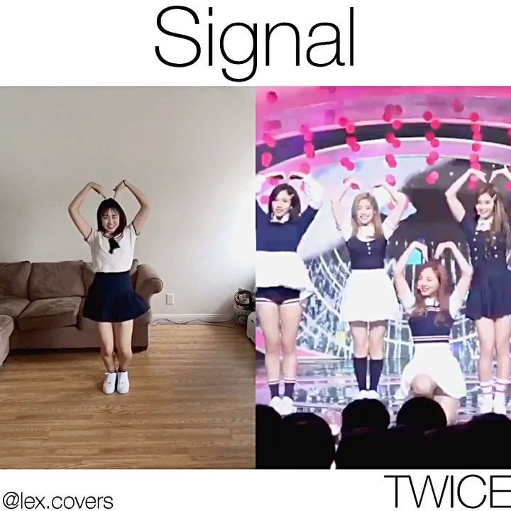 FINALLLYYYY the long awaited signal cover has been made So sorry it took so long Channelling my inner momo was hard af cuz i havent done this dance in so long lolol Hope ya guys like this cover [I fixed the audio cuz it was bothering me lol] - #kpop #kpopdance #kpopcover #korea #seoul #kpopidol #twice #signal #alien #kpopdancecover #kpopcoverdance #kdance #kcover #collab #dancer #dance #cover #momo #sana #mina #jihyo #jeongyeon #nayeon #dahyun #tyuzu #chaeyeon