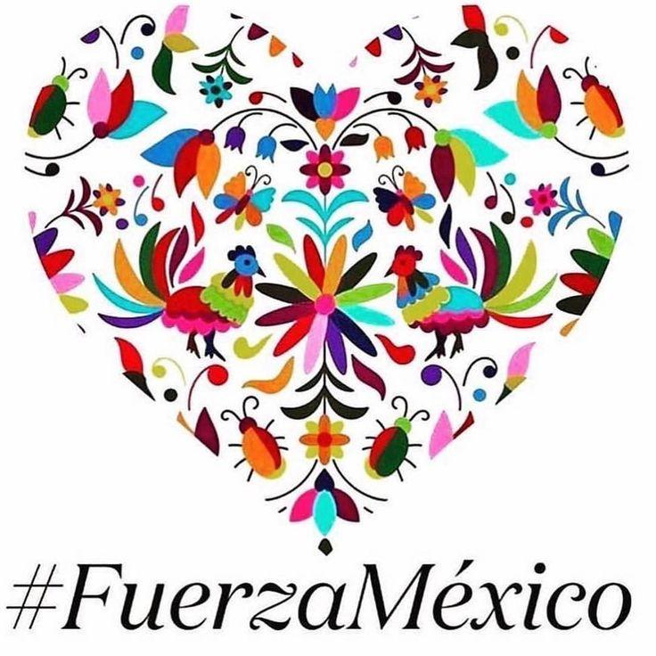 Al menos 224 personas han perdido la vida en México y decenas siguen desaparecidas tras un fuerte terremoto de 7.1 grados en la escala Richter que tuvo lugar este martes en el centro del país. Nuestros corazones están con el pueblo mexicano. Mucha fuerza y todo nuestro cariño en estos durísimos momentos 🇲🇽🙏🏻 #FuerzaMexico #Mexico