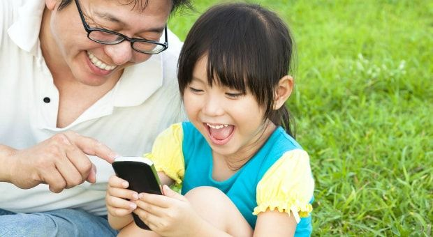 Have an Apple iPhone? Here's what to ask Siri to make your kids laugh!
