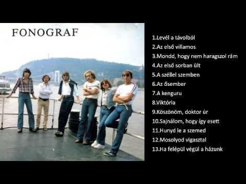 Fonográf együttes - Válogatás (1974 - 1978) - YouTube