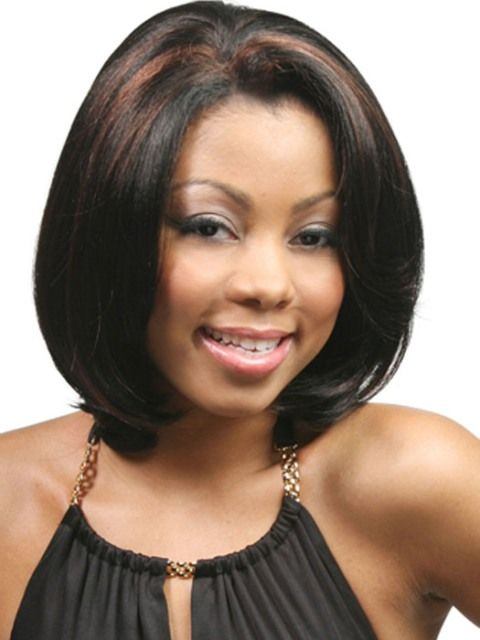 Medium Length Hairstyles for african american women with