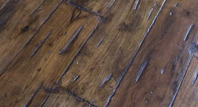 How to Make New Wood Look Like It's Been Around the Block - Timber Town Austin