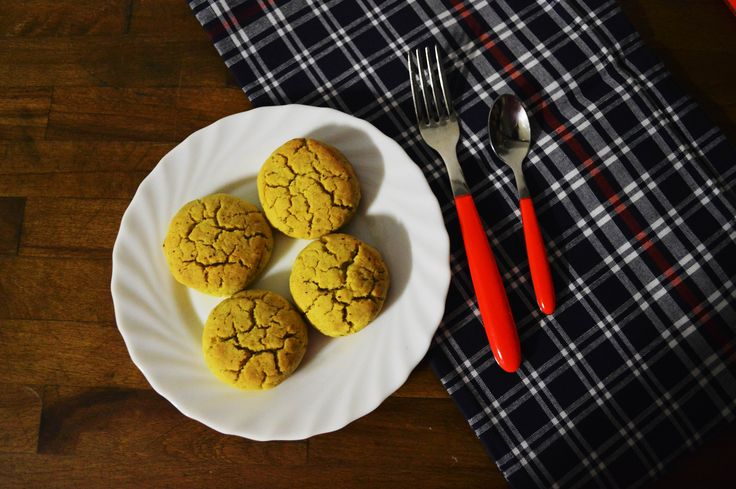cookie with pistacchio