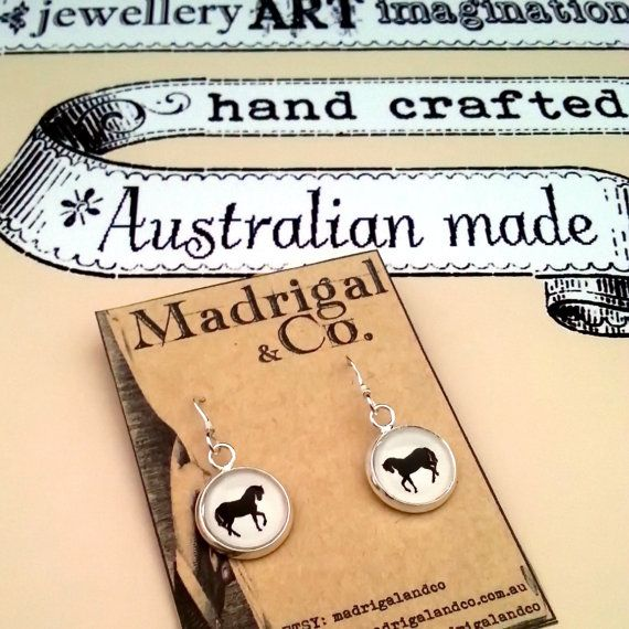 Check out this item in my Etsy shop https://www.etsy.com/au/listing/199560684/prancing-horse-earrings-in-a-sterling