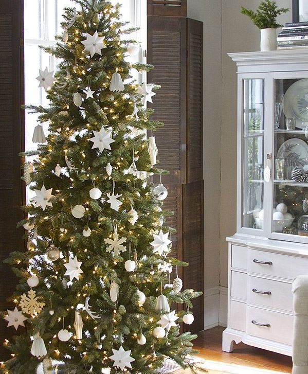 The unparalleled Kennedy Fir Narrow Tree made it to Rue Magazine's trendy Christmas tree list! With an excellent pricing and breakthrough LED Color Changing Technology, this tree is the ideal way to usher in holiday cheer and warmth!