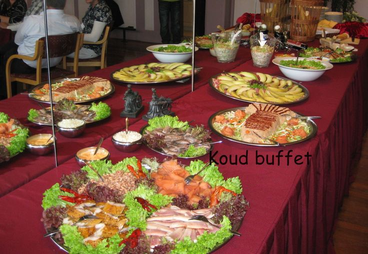 koud buffet hapjes - Google zoeken