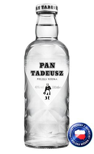 Pan Tadeusz Czysty - Pernod Ricard