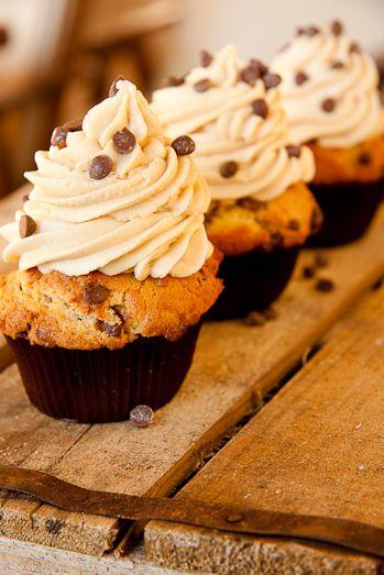 peanut butter chip cupcakes recipe