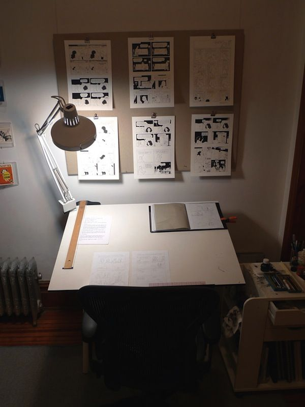 The Inspiring Workspaces Of Pablo Picasso, Ray Eames & Other Famous Creatives - DesignTAXI.com