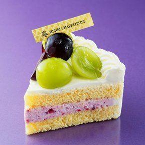 ザ・ショートケーキ<ぶどう>