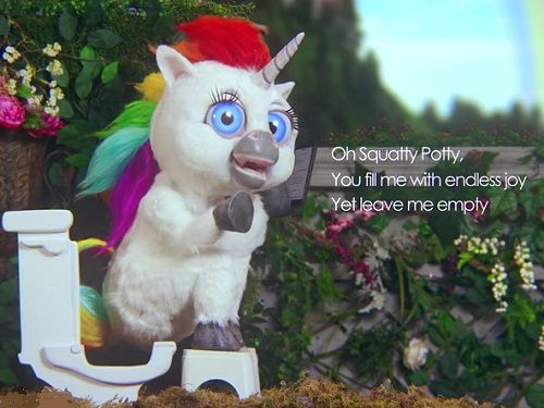 Squatty Potty This Unicorn Changed The Way I Poop. Squatty Potty. The stool for better stools.
