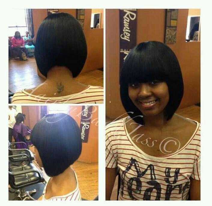 I love everything about this bob!