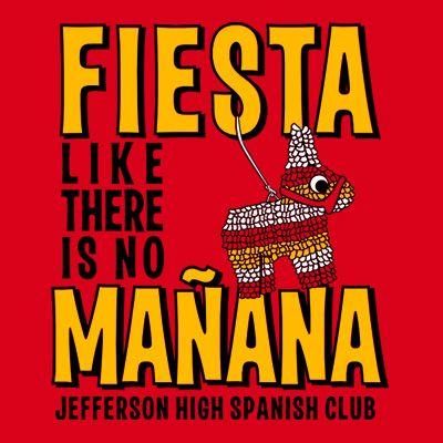 Spanish club tshirt idea