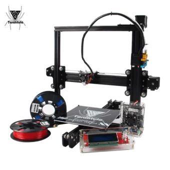 จัดเลย  TEVO Tarantula I3 Aluminium Extrusion 3D Printer Kit Auto and LargeBed 3D Printing 2 Rolls Filament 8GB Memory Card As Gift Black -intl  ราคาเพียง  11,196 บาท  เท่านั้น คุณสมบัติ มีดังนี้ Tevo Tarantula-Prusa I3 3D Printer features Automatic PlatformLevelling along with Automatic Platform Height Detection. Alsofeatures Large Print Area. The auto-leveling version uses a proximity sensor to detect thealuminum print bed where the normal version of the printer uses amicro-switch to…