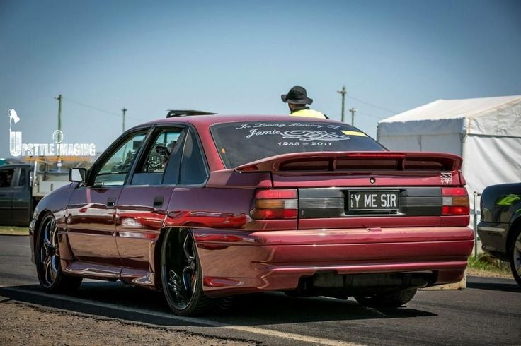 Genuine vn group a ss supercharged v8 nitrous