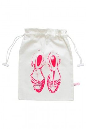 Pink Shoes Bag