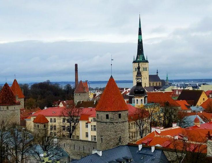 Tallinn – The Perfect Day Trip from Helsinki
