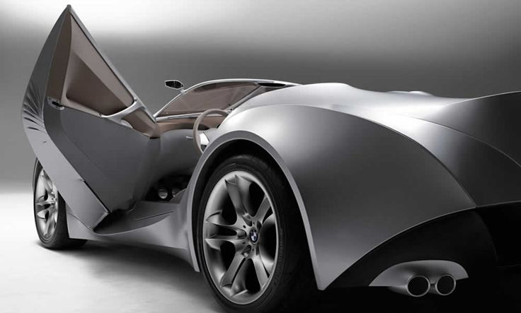 The Six Boldest Concept Cars Ever Built | http://www.hashslush.com/six-boldest-concept-cars-ever-built/ | #DESIGN