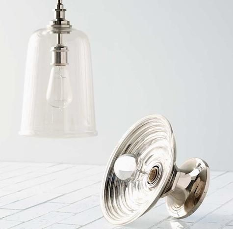 Lighting: New Henry Collection at Waterworks : Remodelista