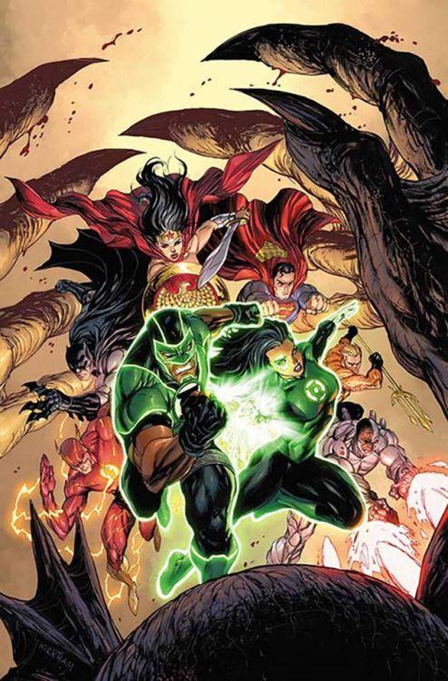 Green Lanterns #15 - Ronan Cliquet