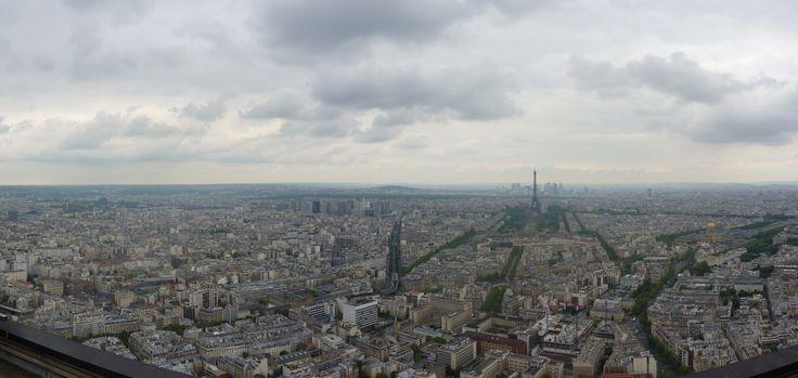 Parijs Montparnasse Mei 2010
