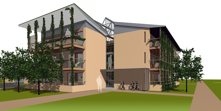 Tomorrow's Garden City: Sustainable affordable housing