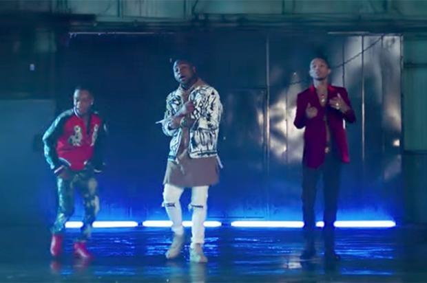 "Davido Feat. Young Thug Rae Sremmurd ""Pere"" Video"